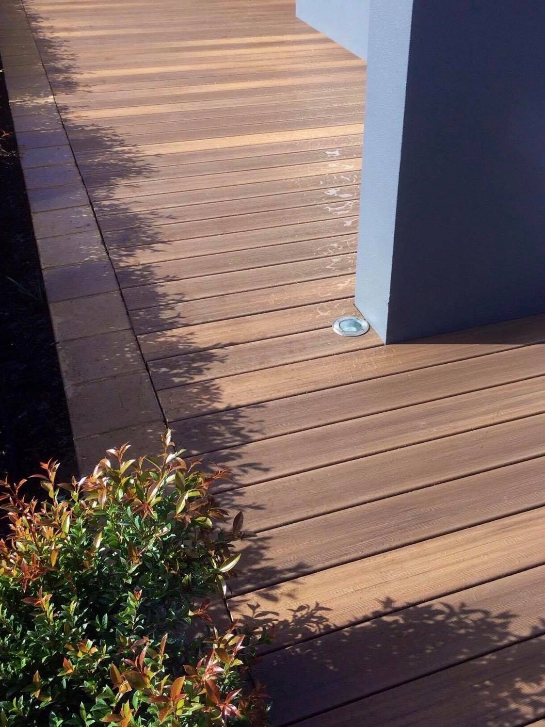 Timber Decking Installation Hobart